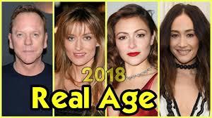 Designated Survivor Actors Season 2 Designated Survivor Cast Real Age 2018