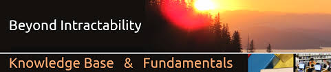 moral or value conflicts beyond intractability fundamentals knowledgebase masthead