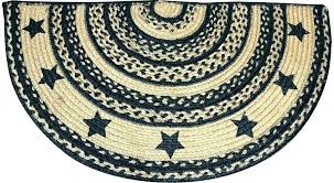 round throw rug small round area rugs fresh half circle best circular for semi me