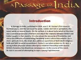 the characters and themes of a passage to   2 introduction a passage to