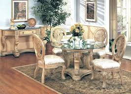 round dinette sets dining room traditional with chandelier crystal dark stained wood elegant fireplace formal canada