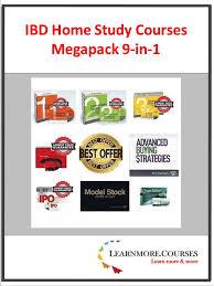 Ibd Home Study Program Full 9 Courses Megapack
