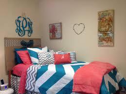 Monogram Decorations For Bedroom Alexis Dorm Room At University Of Alabama Dorm Room Ideas For