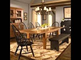 Broyhill Attic Heirloom Dining Table Broyhill Attic Heirlooms Collection Youtube