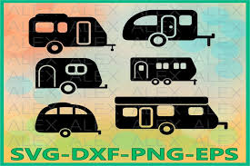 It was for love and bloody peace. Camper Svg Camping Svg Camper Silhouette Cutting File 226314 Svgs Design Bundles