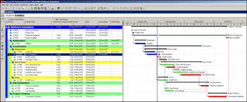 Thili_lm I Will Create Project Schedule And Gantt Charts Using Primavera P6 For 5 On Www Fiverr Com