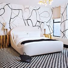 kelly wearstler 039 s 6 favourite places to use pattern