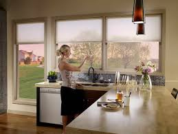 awesome modern kitchen window treatments design idea and decors regarding modern kitchen window curtains