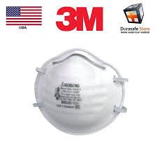 N95 Mask Size Chart 3m 8200 Disposable N95 Particulate Respirator 20pc Box Usa Durasafe Shop