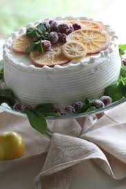 4 Wintry Garnishes For Your Cakes And Cocktails Babble