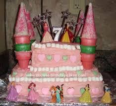 Coolest Princess Castle Cake Idea Coolest Princess Castle Cake Idea