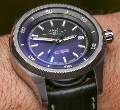 ball engineer. ball engineer ii magneto s watch hands-on