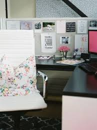 decorating an office at work. Exellent Work Love The Decor In Danielle Leachu0027s Office Career Theeverygirl Inside Decorating An Office At Work G