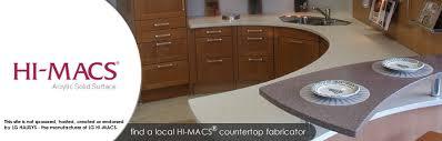 hi macs countertops com is dedicated to bringing consumers and local countertop fabricators together