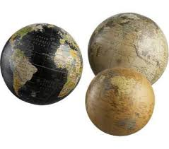 Decorative Globe Balls