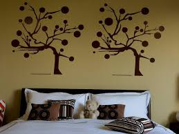 Small Picture Endearing Wall Painting Designs For Bedrooms For Your Interior