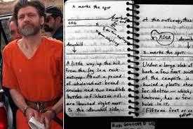 「1995 Unabomber manifesto published」の画像検索結果