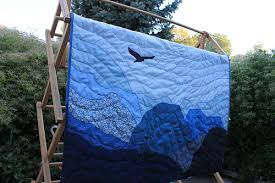 How To Make a Mountain of Appalachian Mountain Quilts | waterpenny ... & Mountain Quilts Adamdwight.com