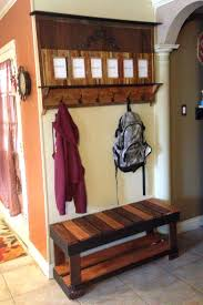 Boot Bench With Coat Rack Mesmerizing Attractive Entry Coat Bench Entryway Coat Rack And Storage Bench