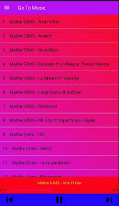 Collection by madame dugo • last updated 12 days ago. Maitre Gims Music For Android Apk Download