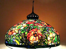 stained glass chandelier vintage stained glass lamps lamp shades art lighting and chandeliers hanging shade antique