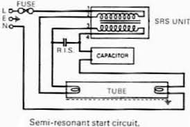 fluorescent lamp wikiwand a semi resonant start circuit diagram