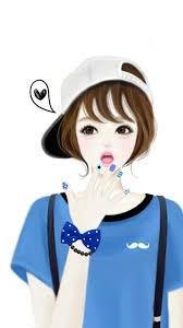 ○••°‿✿⁀Too Cute!‿✿⁀°••○ | Cute girl wallpaper, Lovely girl image, Girl  cartoon