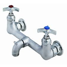 Cross Handle Bathroom Faucet Ts Brass Wall Mounted Bathroom Faucet With Double Cross Handles