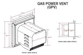 gas fireplace vent gas fireplace venting pipe