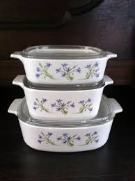 Corningware Dishes Patterns Interesting Design