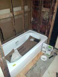 setting a bathtub setting a bathtub install bathtub drain kit install bathtub drain
