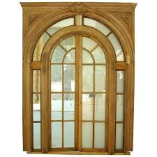 arched doors for neoclassical arched doors with surrounds in walnut circa for arched doors