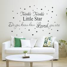 new wall decals letter 7
