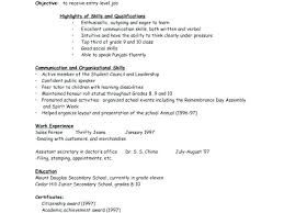 Job Application Letter Format Template New Biodata Model For Job
