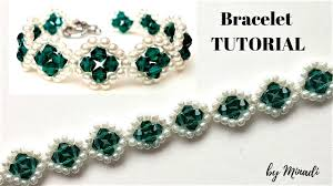Beading Design Jewelry Com Jewelry Making Tutorial Beading Pattern Beaded Bracelet Learn How To Bead