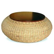 wicker coffee tables wicker coffee table with storage rattan coffee table round wicker coffee table with