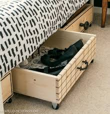 under bed storage furniture. Exellent Under Stylish Pull Out Diy Under Bed Storage Boxes For Small Bedrooms  Grillo  Designs Www And Under Bed Storage Furniture