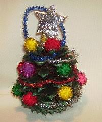 332 Best DIY And Crafts Images On Pinterest  Halloween Mason Jars Pine Cone Christmas Tree Craft Project