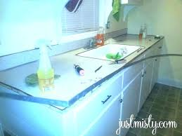 contact paper on laminate countertops uncover a retro kitchen under layers of slapdash cover laminate cover