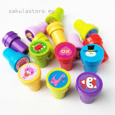 <b>Cute Cartoon</b> Pattern Stamps <b>Seal</b> Set Stationery Kids Gift <b>Creative</b> ...
