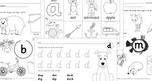 Practice sounds associated with each letter. Letter Formation Worksheets Teaching Resources For Early Years Sparklebox