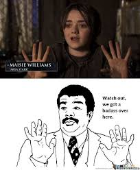 Arya Memes. Best Collection of Funny Arya Pictures via Relatably.com