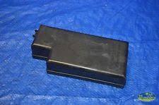 subaru fuse box cover 1998 2002 subaru forester exterior fuse box panel cover