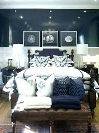 navy blue master bedroom. Beautiful Bedroom Frightening Blue And Brown Bedroom Wall Master  Navy Coastal For Navy Blue Master Bedroom I