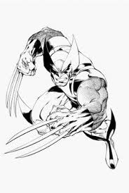 Small Picture x men coloring pages wolverine Free Printable Wolverine Coloring