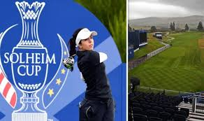 Solheim Cup 2019: Complete schedule, format, TV guide and team ...
