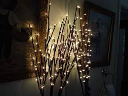Tree branch lighting Lights Summer Image Unavailable Amazoncom The Light Garden Wlwb96 Electriccorded Willow Branch With 96