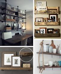 12 amazing diy rustic home decor ideas page 2 of 2 cute diy