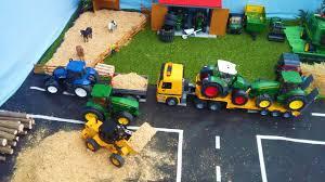 bruder toys farm work with rc toys