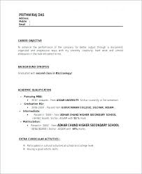 Resume Samples For Mba Freshers Pdf Captivating Sample Doc About Hr